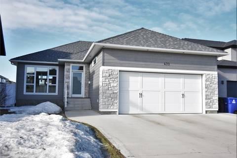 House for sale at 470 Hastings Cres Saskatoon Saskatchewan - MLS: SK803269