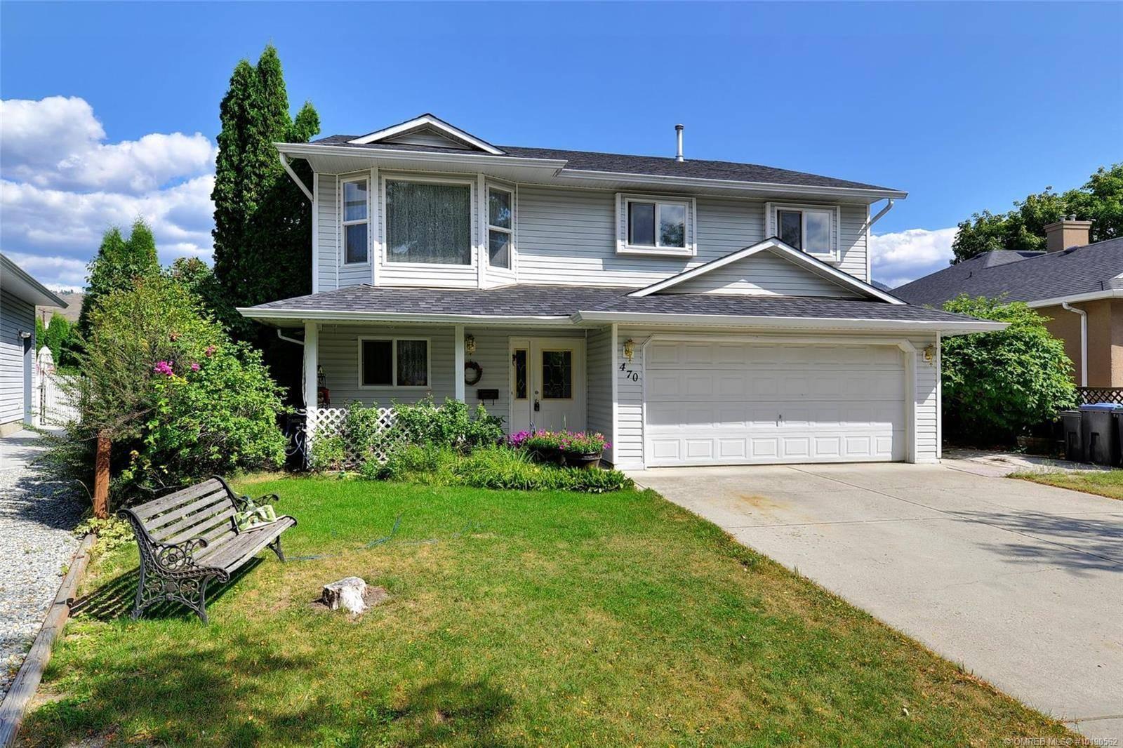 House for sale at 470 Parfitt Ct Kelowna British Columbia - MLS: 10190562