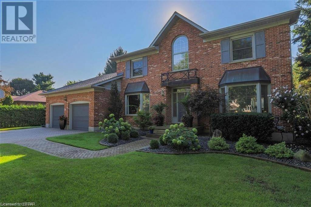 House for sale at 470 Scott St East Strathroy Ontario - MLS: 244867