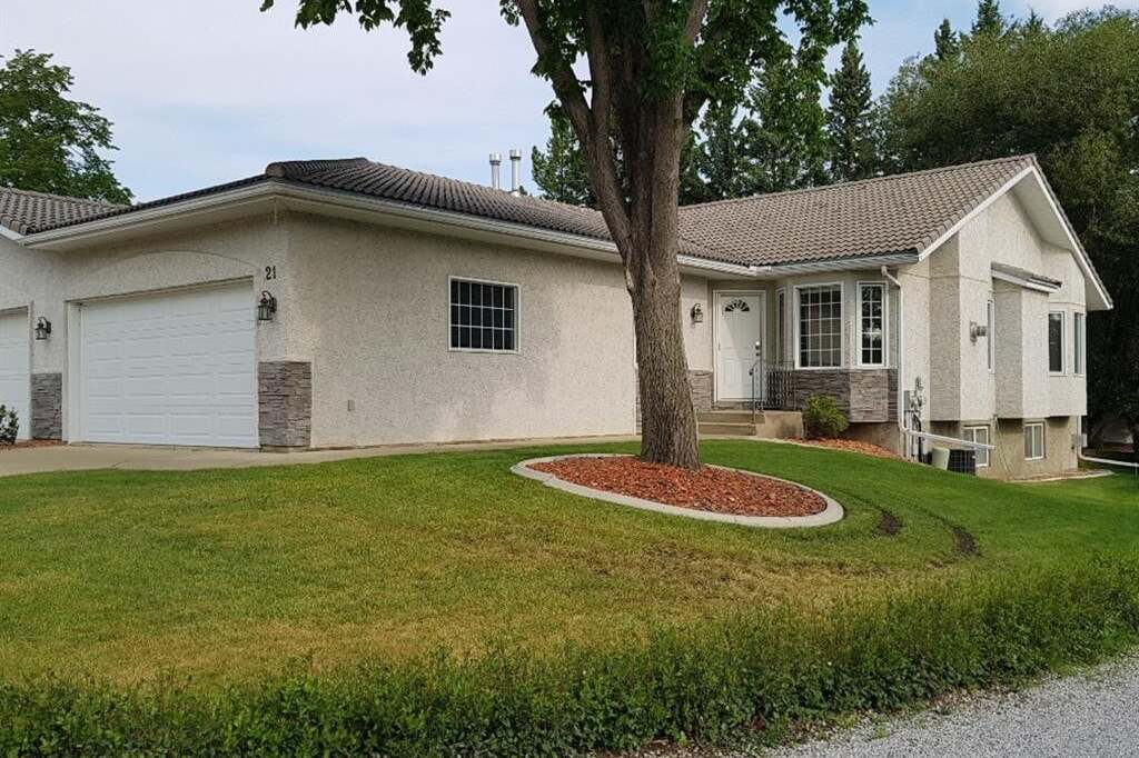 Townhouse for sale at 4700 Fountain Dr Red Deer Alberta - MLS: CA0185403