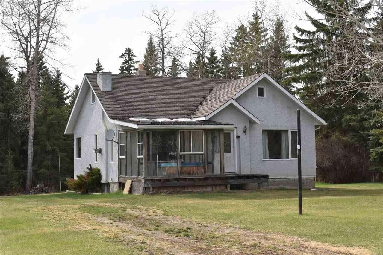 House for sale at 243 Range Rd Unit 470068 Rural Wetaskiwin County Alberta - MLS: E4196363
