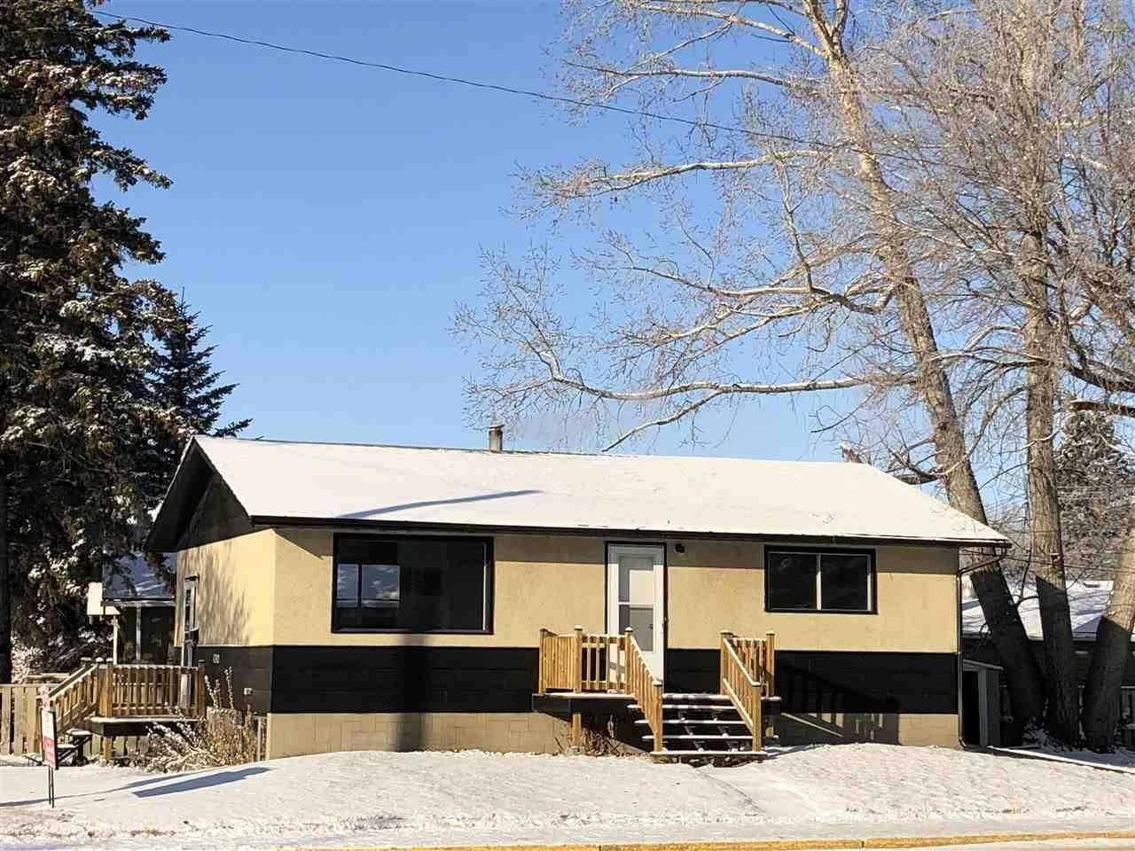 House for sale at 4702 47 Ave Wetaskiwin Alberta - MLS: E4176032