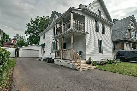 Townhouse for sale at 4710 Epworth Circ Unit 4702 Niagara Falls Ontario - MLS: H4058355