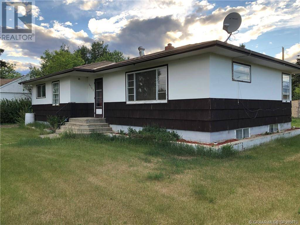 House for sale at 4702 52 Ave Grimshaw Alberta - MLS: GP205870