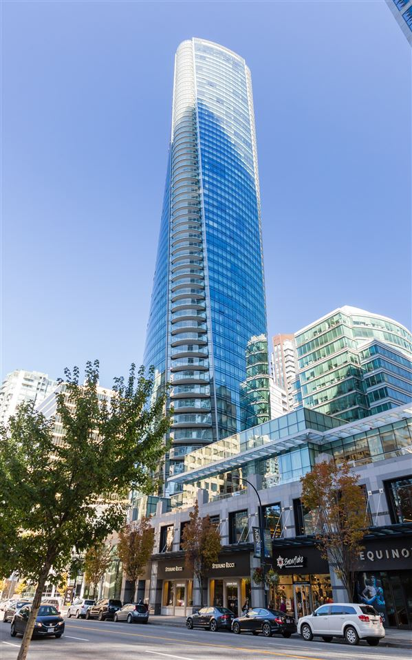 Sold: 4703 - 1151 W Georgia Street, Vancouver, BC
