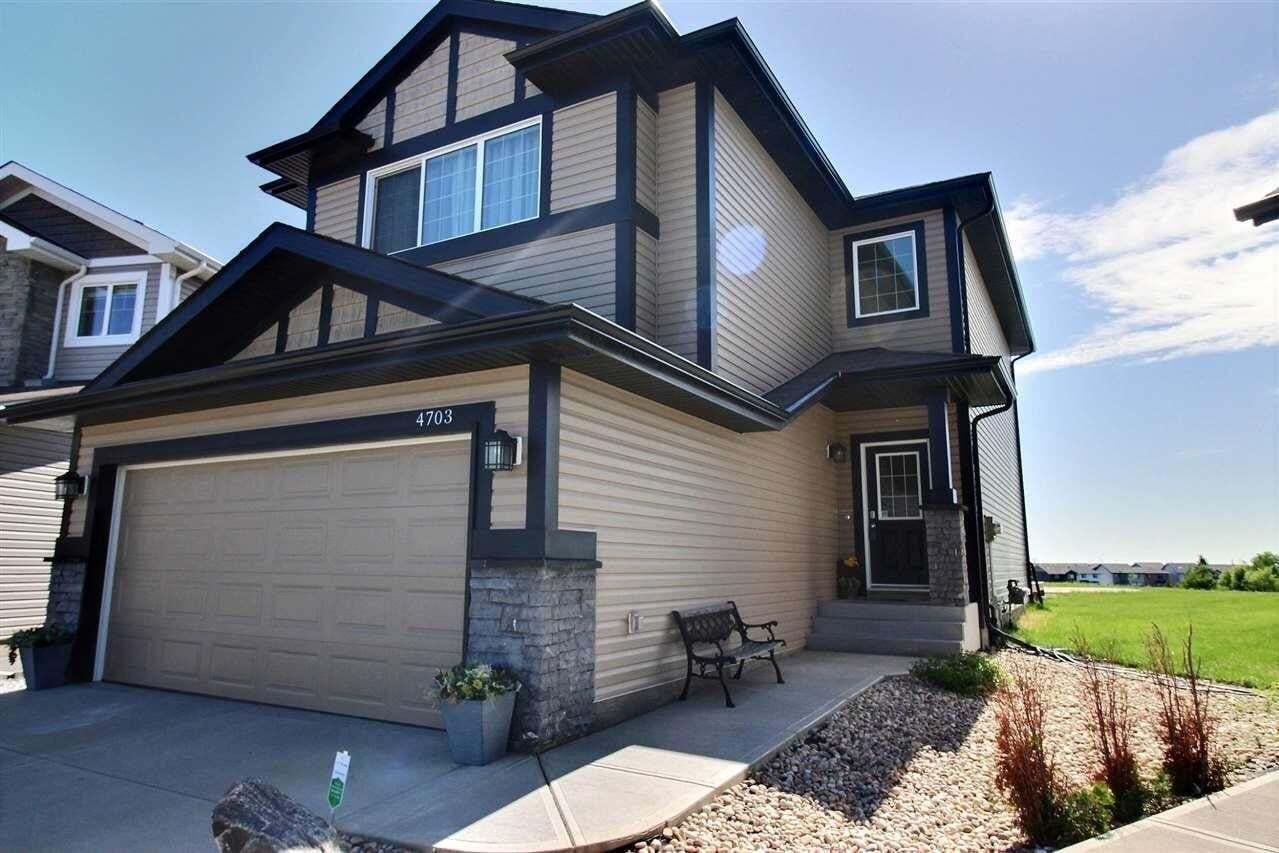 House for sale at 4703 171 Av NW Edmonton Alberta - MLS: E4181601