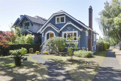 House for sale at 4703 Collingwood St Vancouver British Columbia - MLS: R2401030