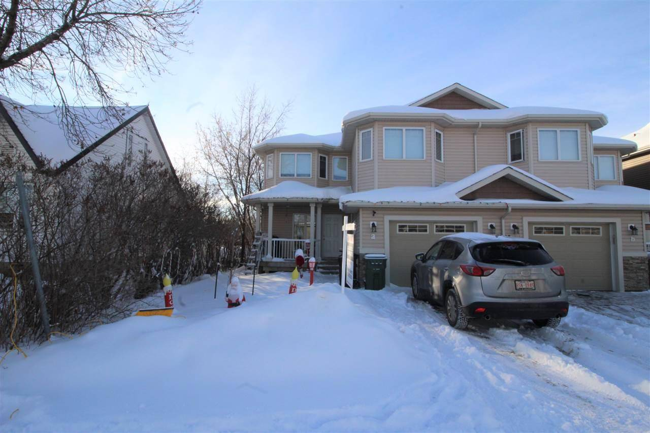 Townhouse for sale at 4703 49 Ave Leduc Alberta - MLS: E4184943
