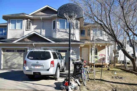 Townhouse for sale at 4703 49 Ave Leduc Alberta - MLS: E4151526
