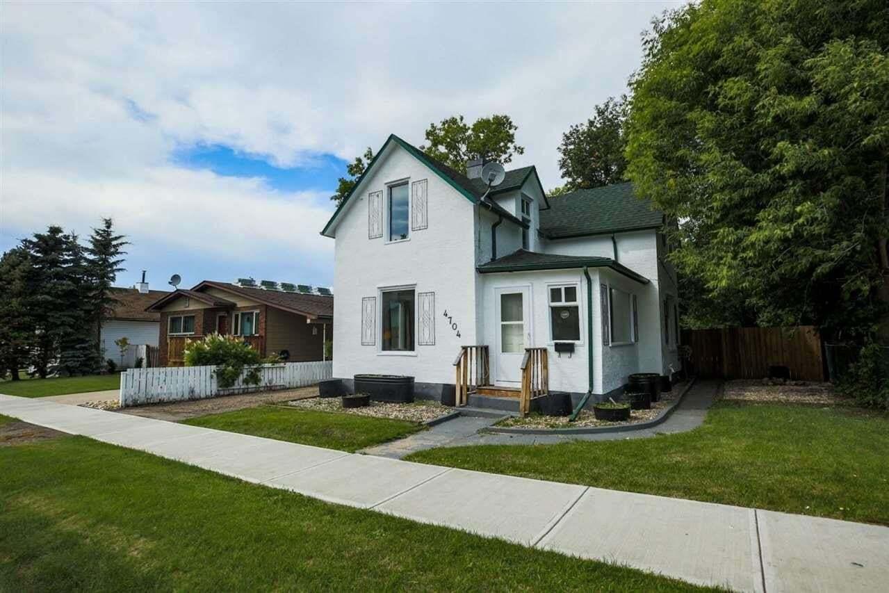House for sale at 4704 52 Av Wetaskiwin Alberta - MLS: E4206741