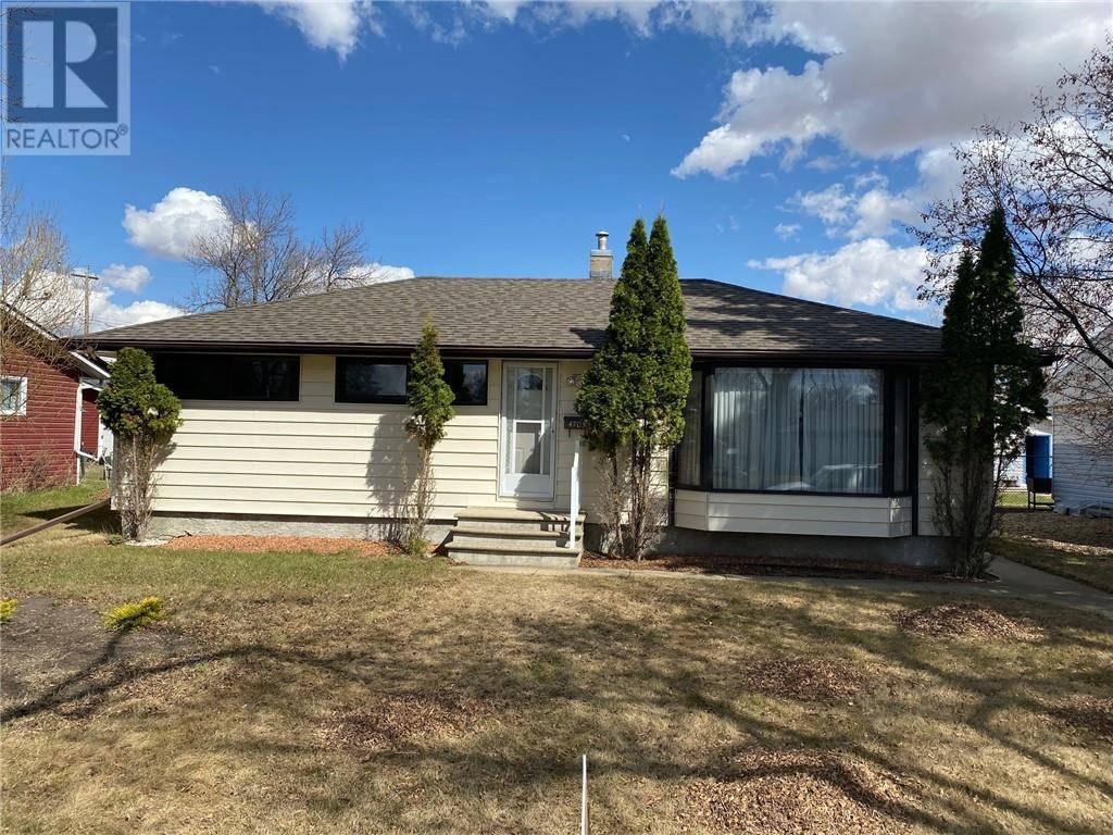 House for sale at 4705 45 St Camrose Alberta - MLS: ca0190676