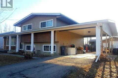House for sale at 4705 46 St Chetwynd British Columbia - MLS: 177307