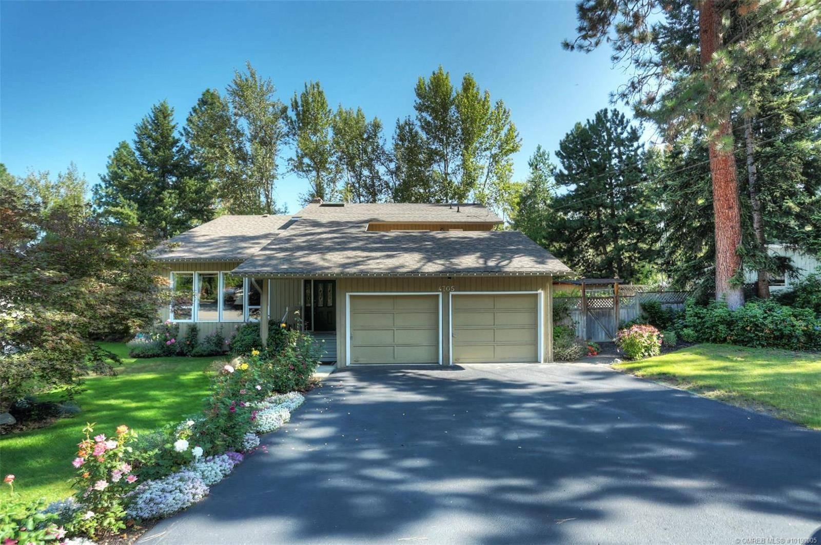 House for sale at 4705 Gordon Dr Kelowna British Columbia - MLS: 10190005