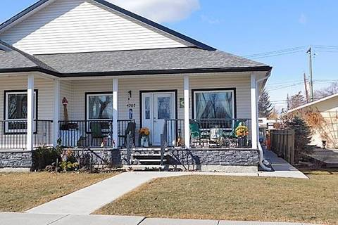 Townhouse for sale at 4707 2 St West Claresholm Alberta - MLS: C4236180