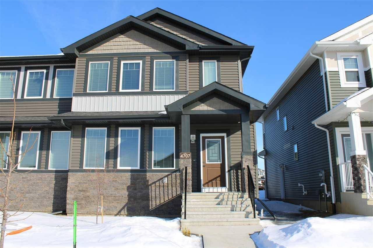 Townhouse for sale at 4707 36 St Beaumont Alberta - MLS: E4189766