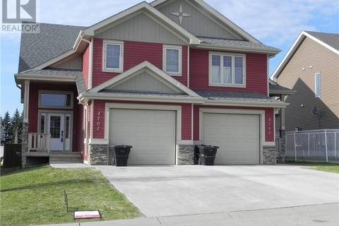 Townhouse for sale at 4707 Beardsley Ave Lacombe Alberta - MLS: ca0166540