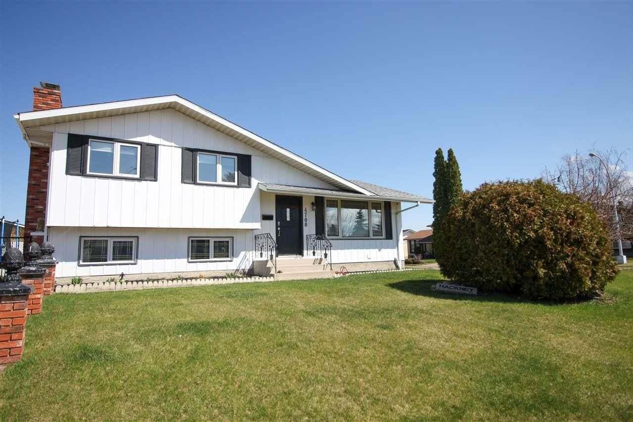 House for sale at 4708 127a Av NW Edmonton Alberta - MLS: E4187133