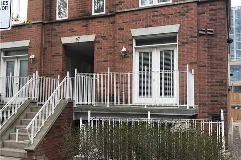 Condo for sale at 47 Sudbury St Unit 4708 Toronto Ontario - MLS: C4446005