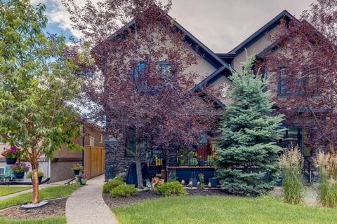 Townhouse for sale at 4709 17 Ave NW Calgary Alberta - MLS: A1017663