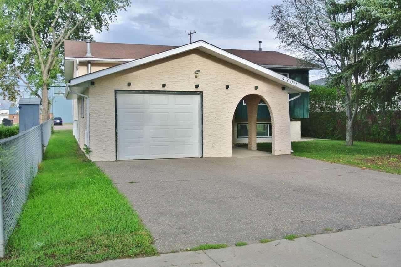 House for sale at 4709 49 St Bonnyville Town Alberta - MLS: E4203972