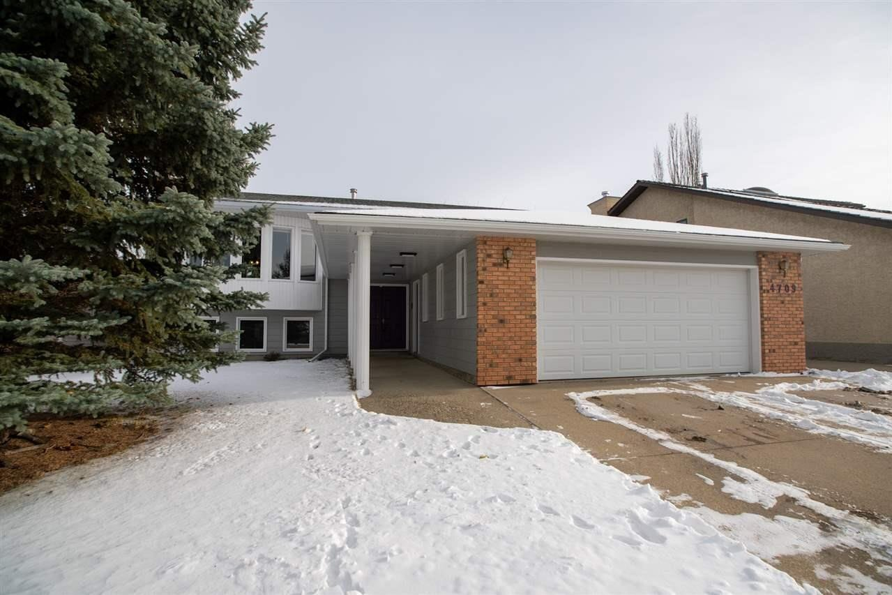 House for sale at 4709 Beckett Rd Drayton Valley Alberta - MLS: E4220979