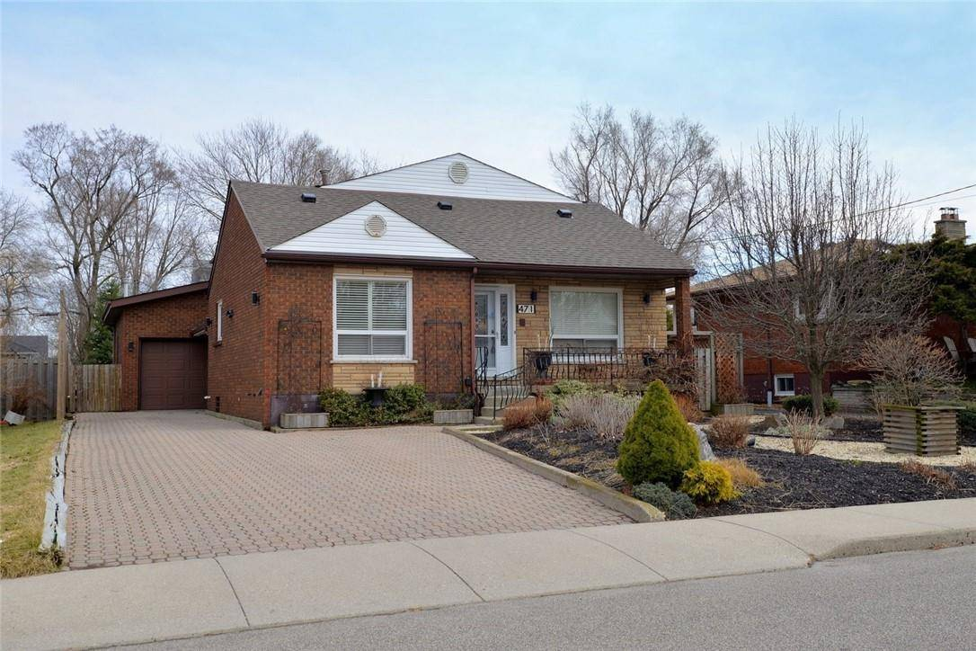 House for sale at 471 37th St East Hamilton Ontario - MLS: H4074628
