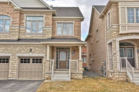 Townhouse for sale at 471 George Ryan Ave Oakville Ontario - MLS: W4389010