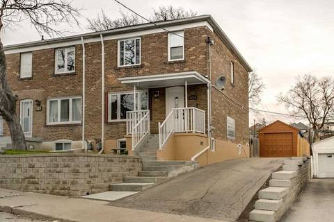 Townhouse for sale at 471 Gilbert Ave Toronto Ontario - MLS: W4419837