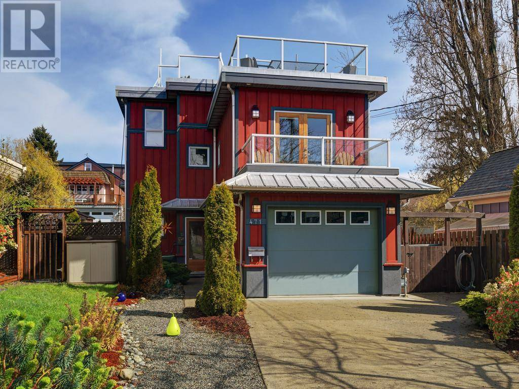House for sale at 471 Grafton St Victoria British Columbia - MLS: 423822