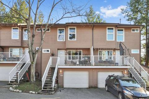 Townhouse for sale at 471 Lehman Pl Port Moody British Columbia - MLS: R2422434