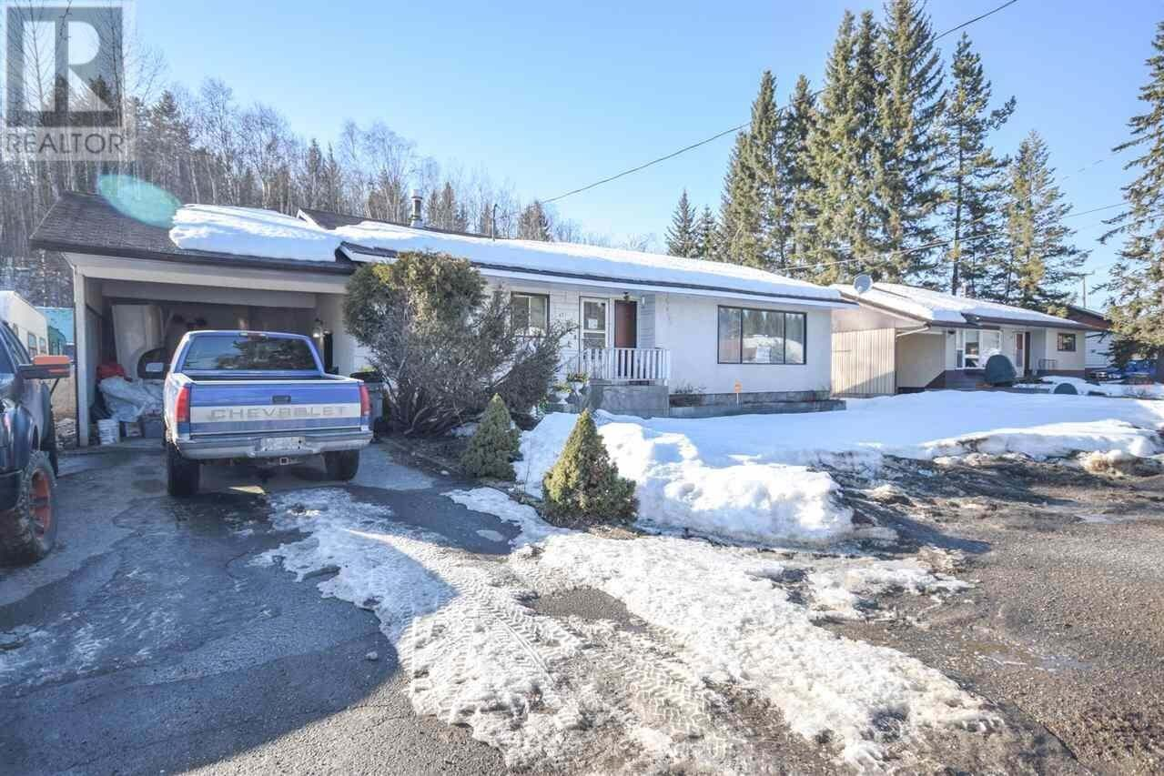 House for sale at 471 Lewis Dr Quesnel British Columbia - MLS: R2446126