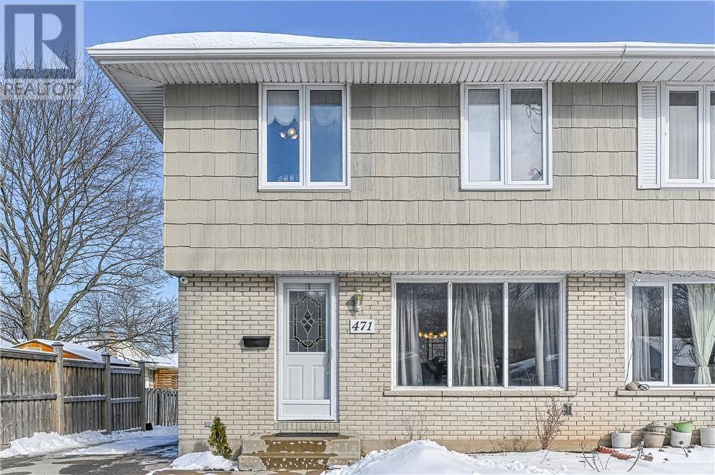 House for sale at 471 Strasburg Rd Kitchener Ontario - MLS: 30790821