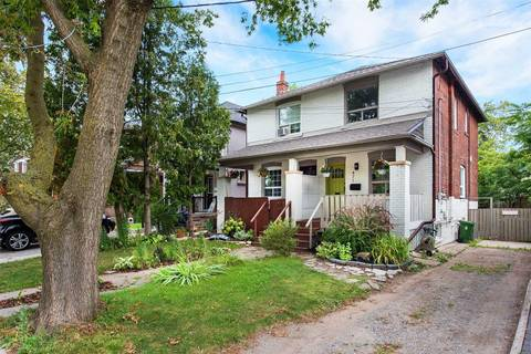 Townhouse for sale at 471 Woodbine Ave Toronto Ontario - MLS: E4564280