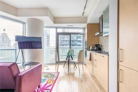 Apartment for rent at 14 York St Unit 4711 Toronto Ontario - MLS: C4732356
