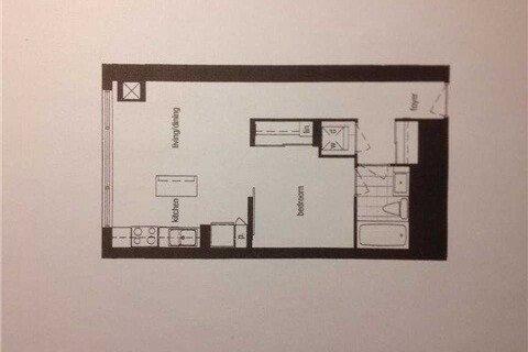 Apartment for rent at 386 Yonge St Unit 4711 Toronto Ontario - MLS: C5001252