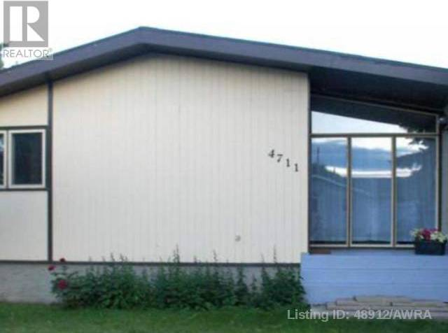 House for sale at 4711 52 Ave Whitecourt Alberta - MLS: 48912