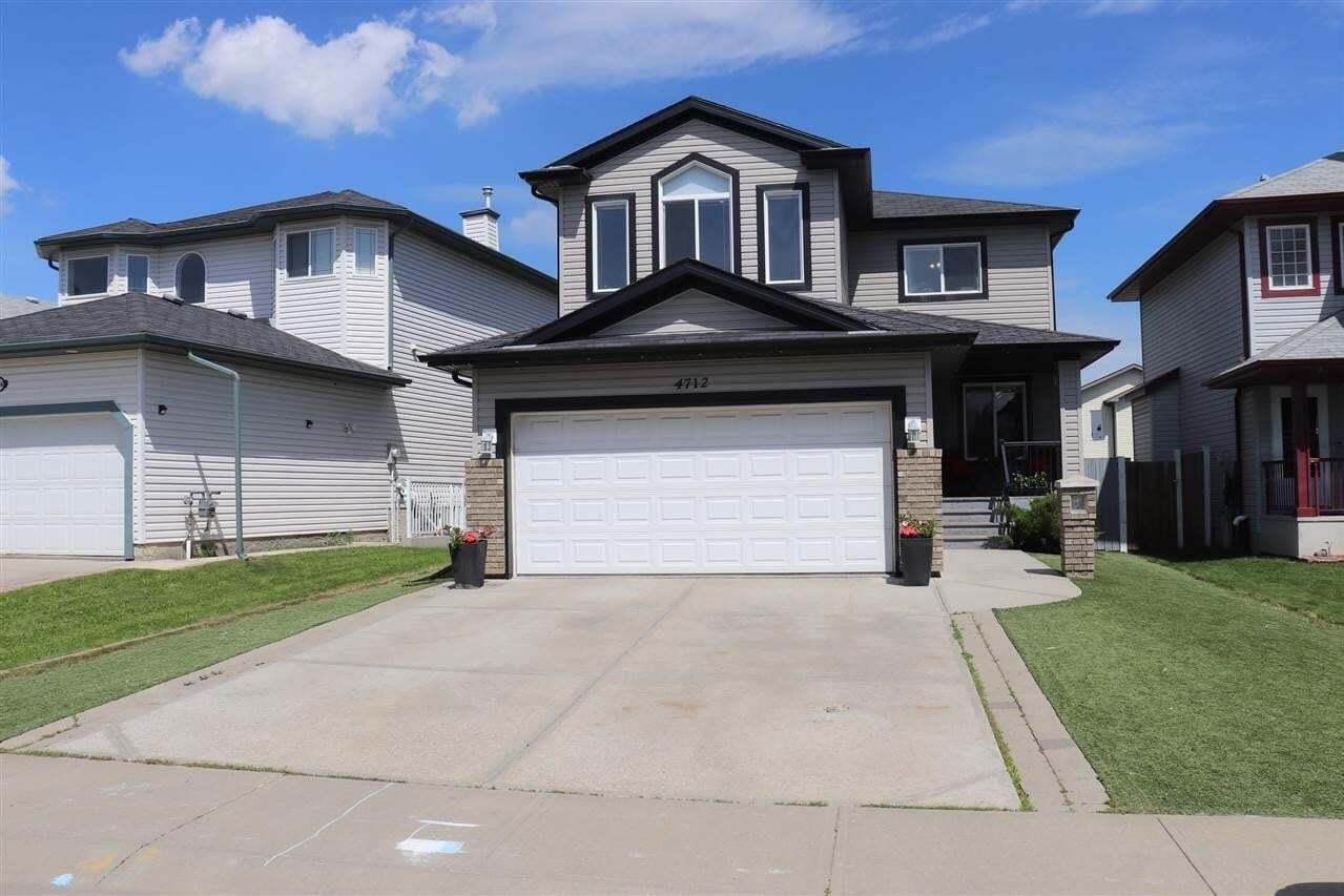 House for sale at 4712 164 Av NW Edmonton Alberta - MLS: E4203306