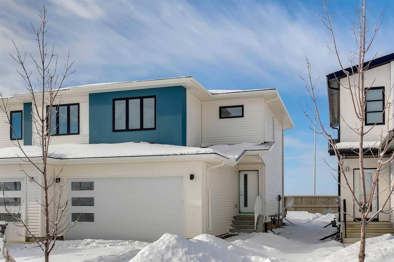 Townhouse for sale at 4712 67 St Beaumont Alberta - MLS: E4186278