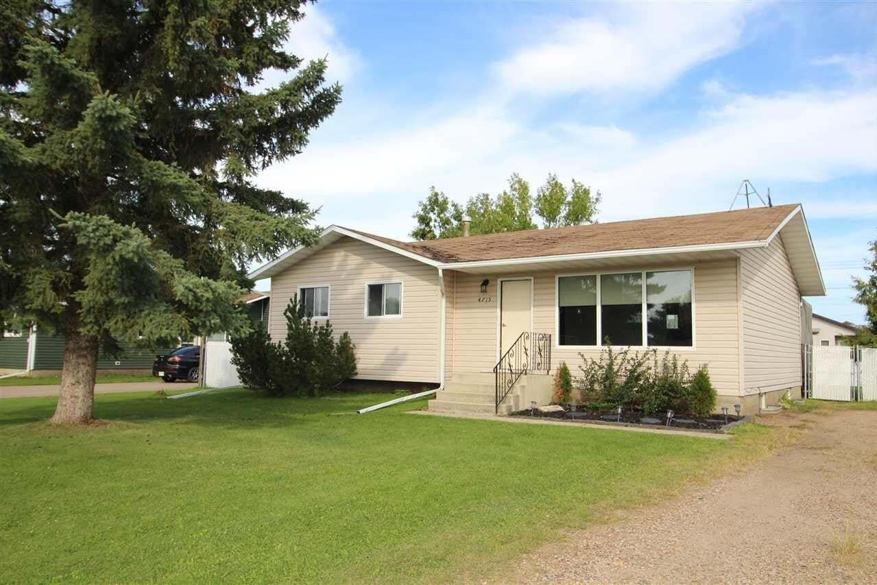 House for sale at 4715 48 St Clyde Alberta - MLS: E4212146