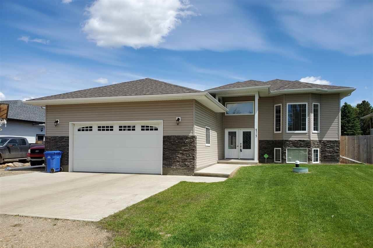 House for sale at 4715 62 St Wetaskiwin Alberta - MLS: E4200833
