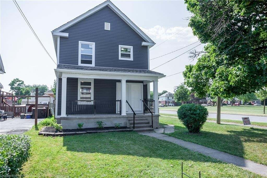 House for sale at 4715 Fourth Ave Niagara Falls Ontario - MLS: 30818956