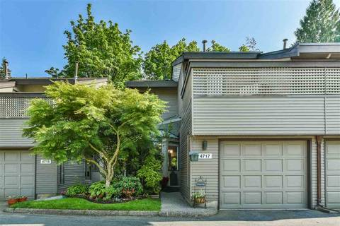 Townhouse for sale at 4717 Glenwood Ave North Vancouver British Columbia - MLS: R2374592