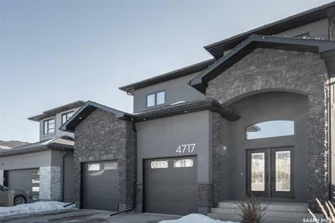 House for sale at 4717 Green Brooks Wy E Regina Saskatchewan - MLS: SK799488