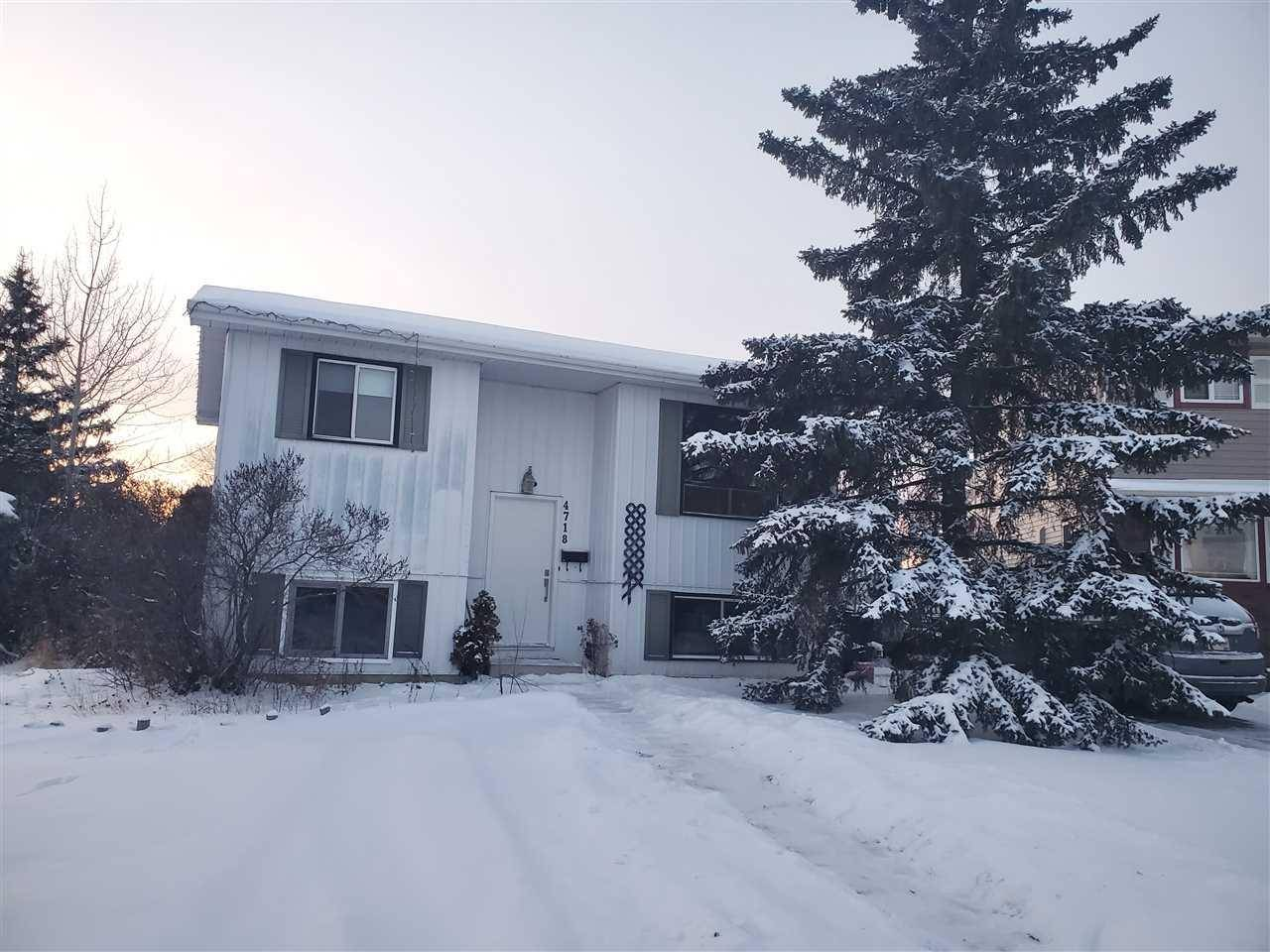 House for sale at 4718 37a Ave Nw Edmonton Alberta - MLS: E4183878