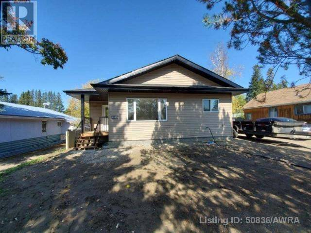 House for sale at 4718 6 Ave Edson Alberta - MLS: 50836