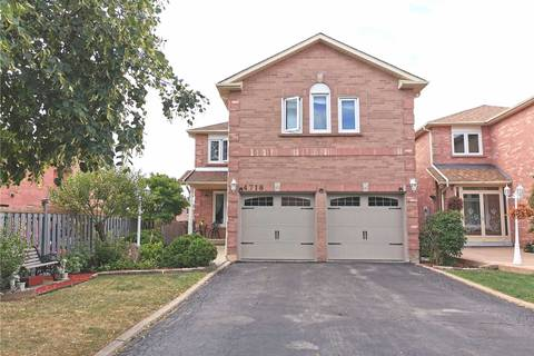 House for sale at 4718 Wild Rose St Mississauga Ontario - MLS: W4566165