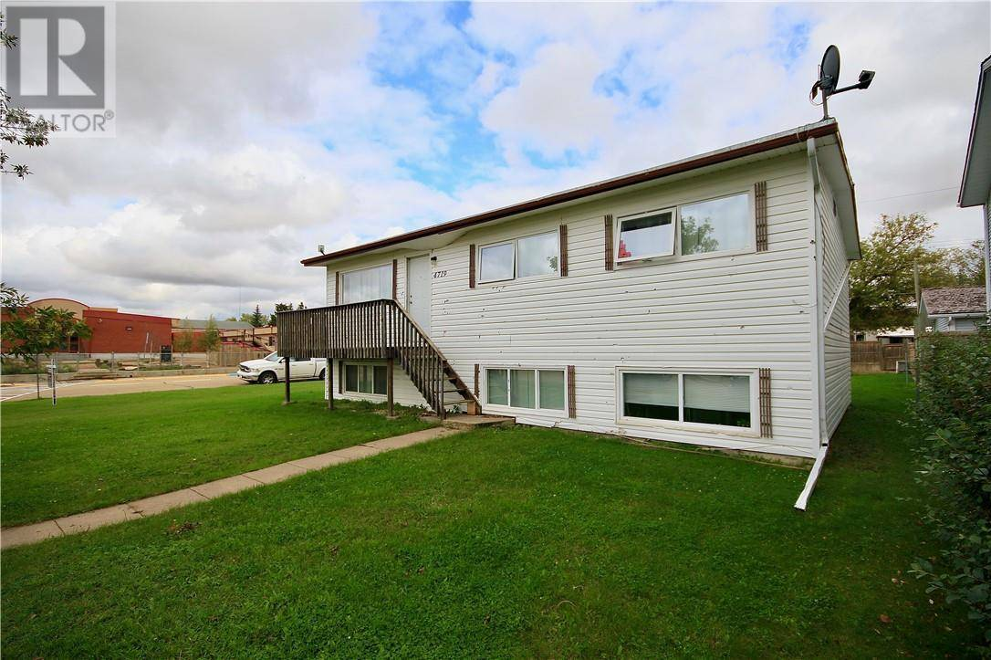 Townhouse for sale at 4719 55 St Stettler Alberta - MLS: ca0177949