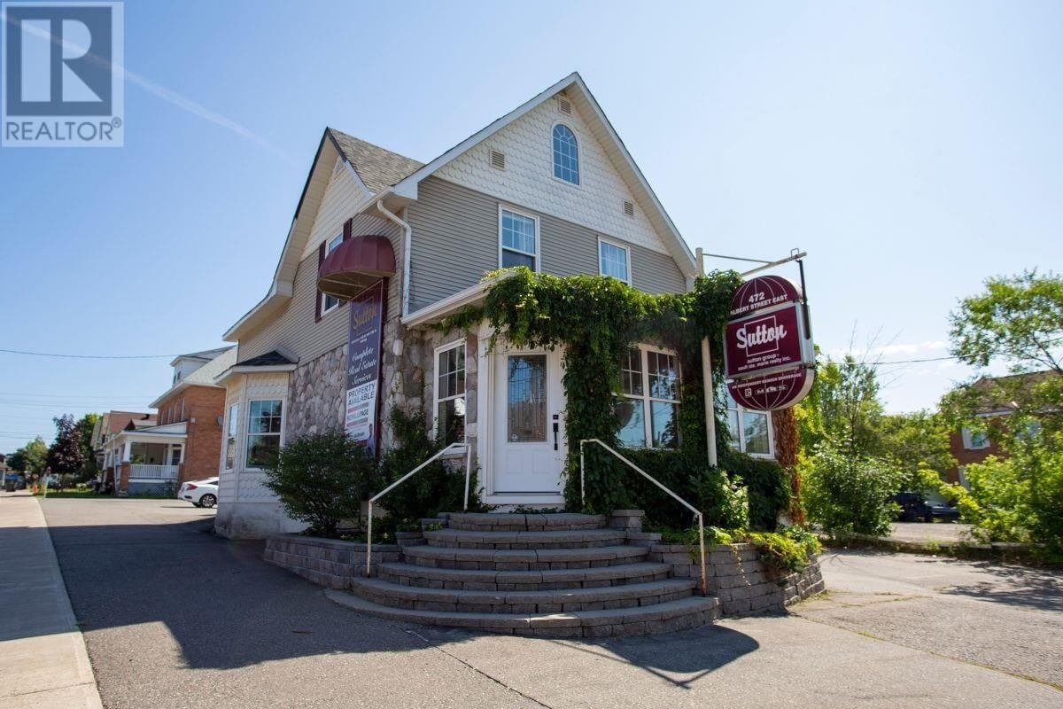 Commercial property for sale at 472 Albert St E Sault Ste. Marie Ontario - MLS: SM129084