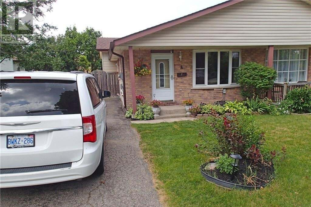 House for sale at 472 Drummerhill Cres Waterloo Ontario - MLS: 30821386