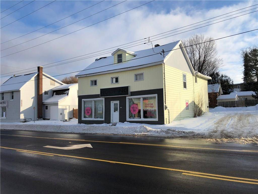 Commercial property for sale at 472 Pembroke St E Pembroke Ontario - MLS: 1167573